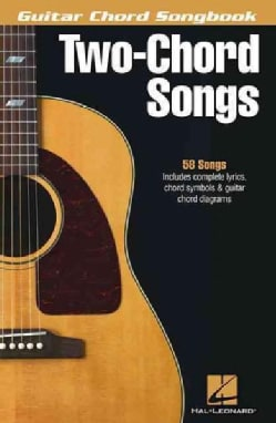 Two-Chord Songs: Guitar Chord Songbook (Paperback)