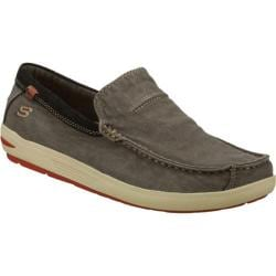 Men's Skechers Relaxed Fit Naven Spencer Brown