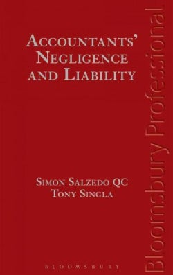 Accountants' Negligence and Liability (Hardcover)