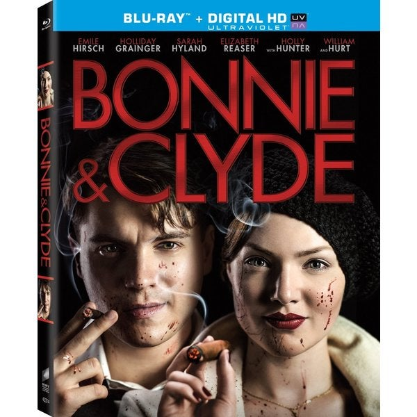 Bonnie & Clyde (Blu-ray Disc) 12011827