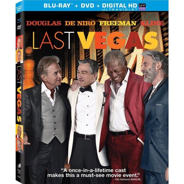 Last Vegas (Blu-ray/DVD) 12011829