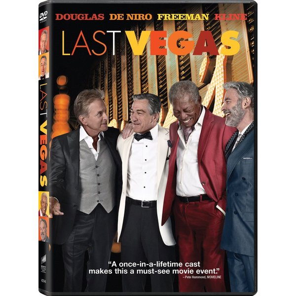 Last Vegas (DVD)