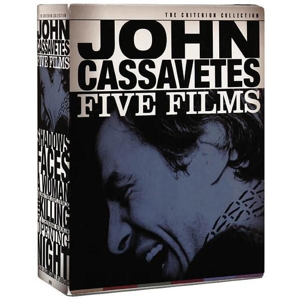 John Cassavetes: Five Films Box Set - Criterion Collection (DVD) 962599