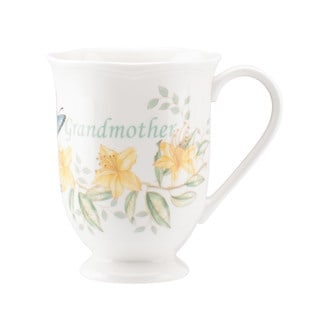 Lenox 'Butterfly Meadow' Everyday Celebration Grandmother Mug