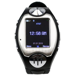 SVP MW09 Unlocked GSM Touch Screen Watch Phone