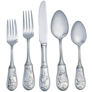 Spode Woodland 20-piece Flatware Set
