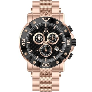 Jivago Men's Titan Water-resistant Chronograph Watch