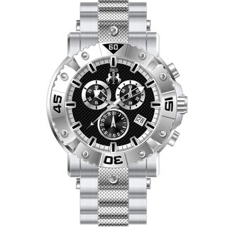 Jivago Men's Titan Stainless Steel Chronograph Watch