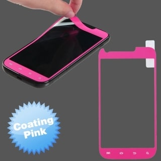 BasAcc Pink Coating Screen Protector for Samsung T989 Galaxy S2