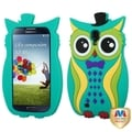 BasAcc Owl Skin Case for Samsung Galaxy S4