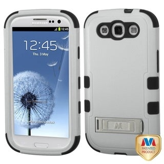 INSTEN TUFF Hybrid Phone Case Cover with Stand for Samsung Galaxy S3
