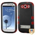 BasAcc TUFF Hybrid Case with Stand for Samsung Galaxy S3