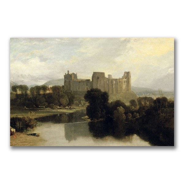 Joseph Turner 'Cockermouth Castle' Canvas Art