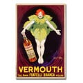 Jean d'Ylen 'Fatelli Branca Vermouth' Canvas Art