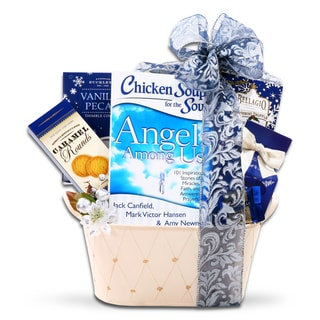 Alder Creek Gift Basket Angels Among Us Gift