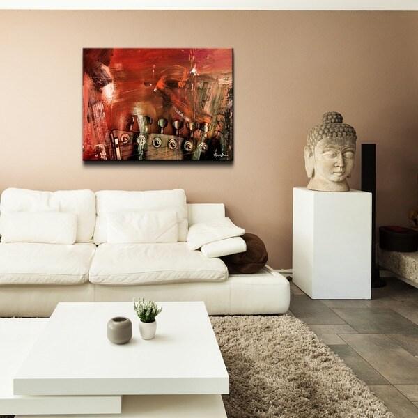 Alexis Bueno 'In Tune' Canvas Wall Art