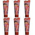 Colgate Dora the Explorer 4.6-ounce Fluoride Toothpaste (Pack of 6)