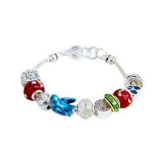 PearlPerri Bracelet Blue Hue' Peace