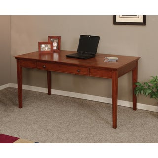 Hudson Valley 60-inch Wood-tone Writing Desk