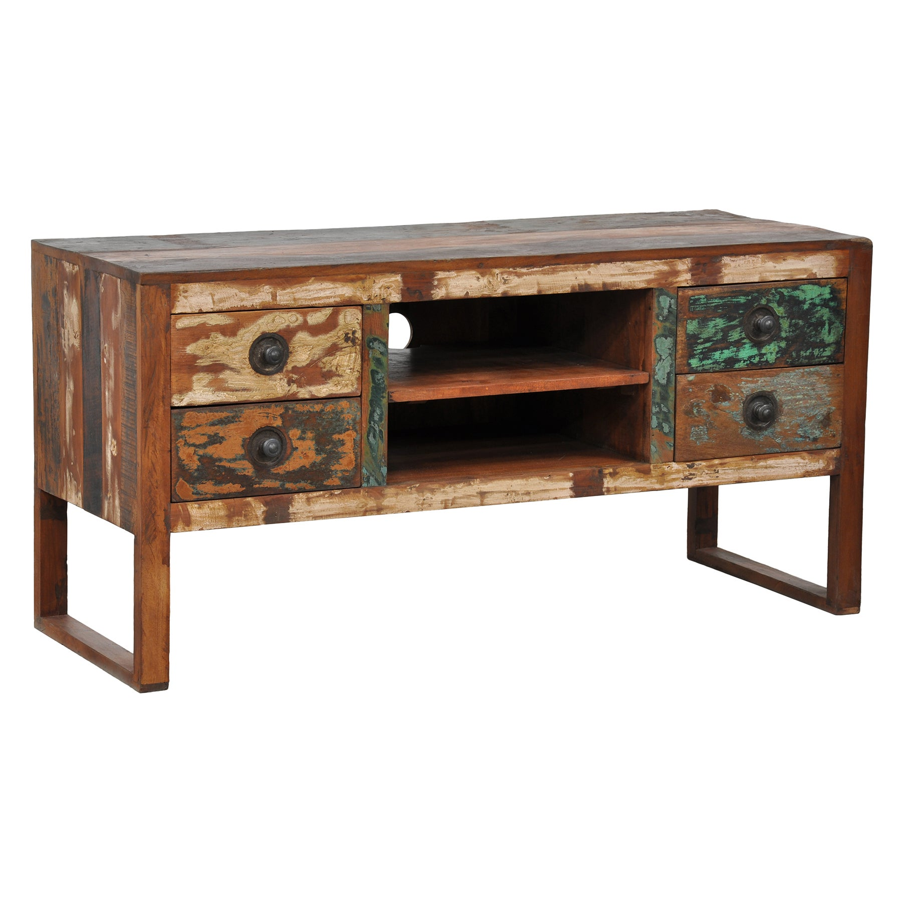 Kosas Collections 'Mullin' Reclaimed Wood TV Stand at Sears.com