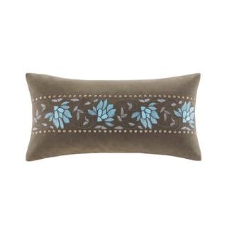 Boho Chic Oblong Pillow