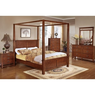Sunny Poster Bed 5-piece Set