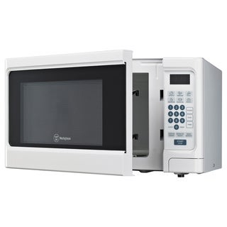 Westinghouse White 1.1 Cubic Feet Microwave