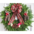 Fresh Maine Balsam 24-inch Wreath