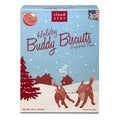 Cloud Star Gingerbread Holiday Buddy Biscuit 16-ounce Dog Treats