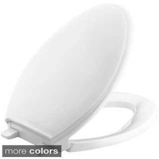 Kohler 'Glenbury' Grip-Tight Elongated Toilet Seat