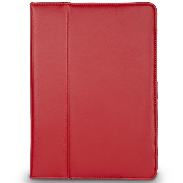 Cyber Acoustics Carrying Case (Portfolio) for iPad - Red