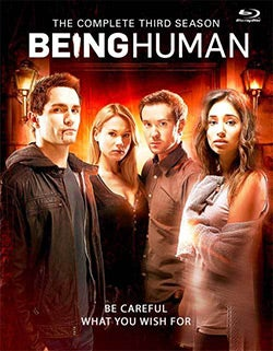 Being Human: The Complete Third Season (Blu-ray Disc)