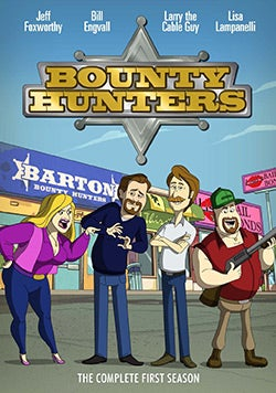 Bounty Hunters: The Complete First Season (DVD)