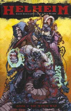 Helheim 1: The Witch War (Paperback)