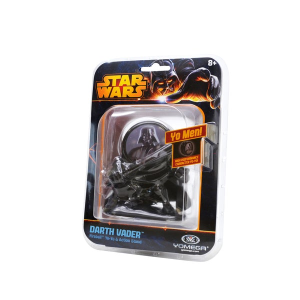 Star Wars Darth Vader Yomega Yo Men YoYo 12016309