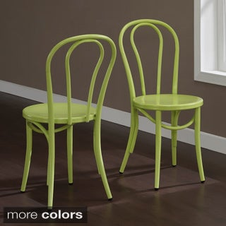 Cafe Metal Side Chair (Set of 2)