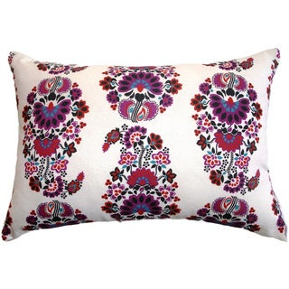 Meena Throw Pillow (India)