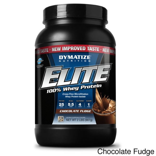 Dymatize Elite Whey Protein Supplement (2 pounds)