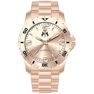 Jivago Men's Ultimate Rose/ Rose Watch