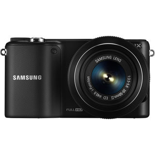 Samsung NX2000 20.3 Megapixel Mirrorless Camera (Body with Lens Kit)