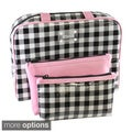 Kenneth Cole Reaction 3-Piece Overnight Makeup Cosmetic Bag Set