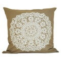 Lacey 20-inch Down Throw Pillow