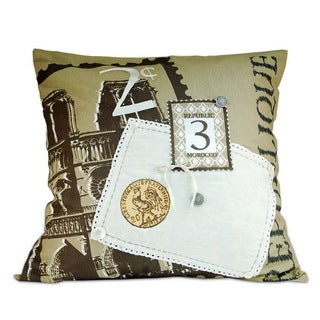 Libera 20-inch Down Throw Pillow