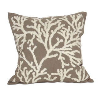 Coralyn 20-inch Down Throw Pillow