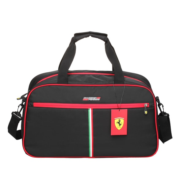 Ferrari Large Travelers Duffel Bag