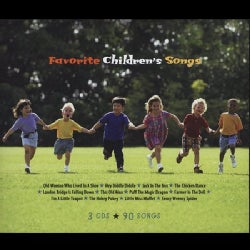 Various - Favorte Children's Songs