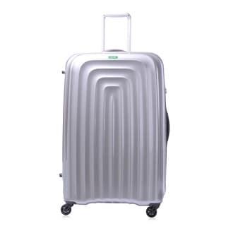 Lojel Wave Polycarbonate 32.5 inch XLarge Hardside Spinner Upright Suitcase