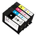 Sophia Global Remanufactured Ink Cartridge Replacements for Lexmark 155XL and 150XL