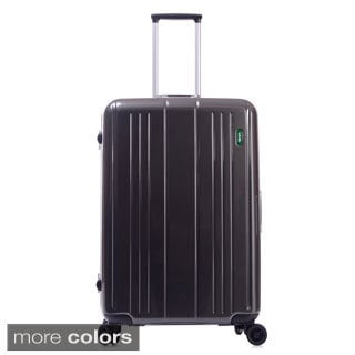 Lojel Superlative Frame 30-inch Large Hardside Spinner Upright Suitcase