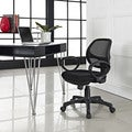 Arrow Ergonomic Black Task Office Chair